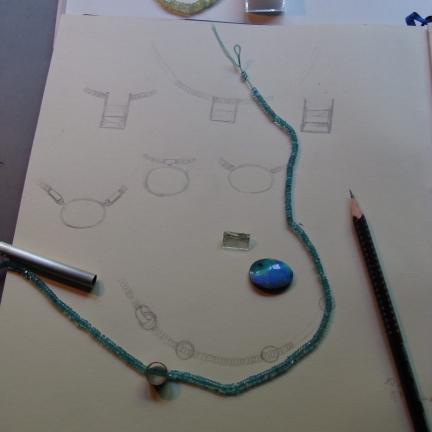 Design für verschiedene Schmuckstücke